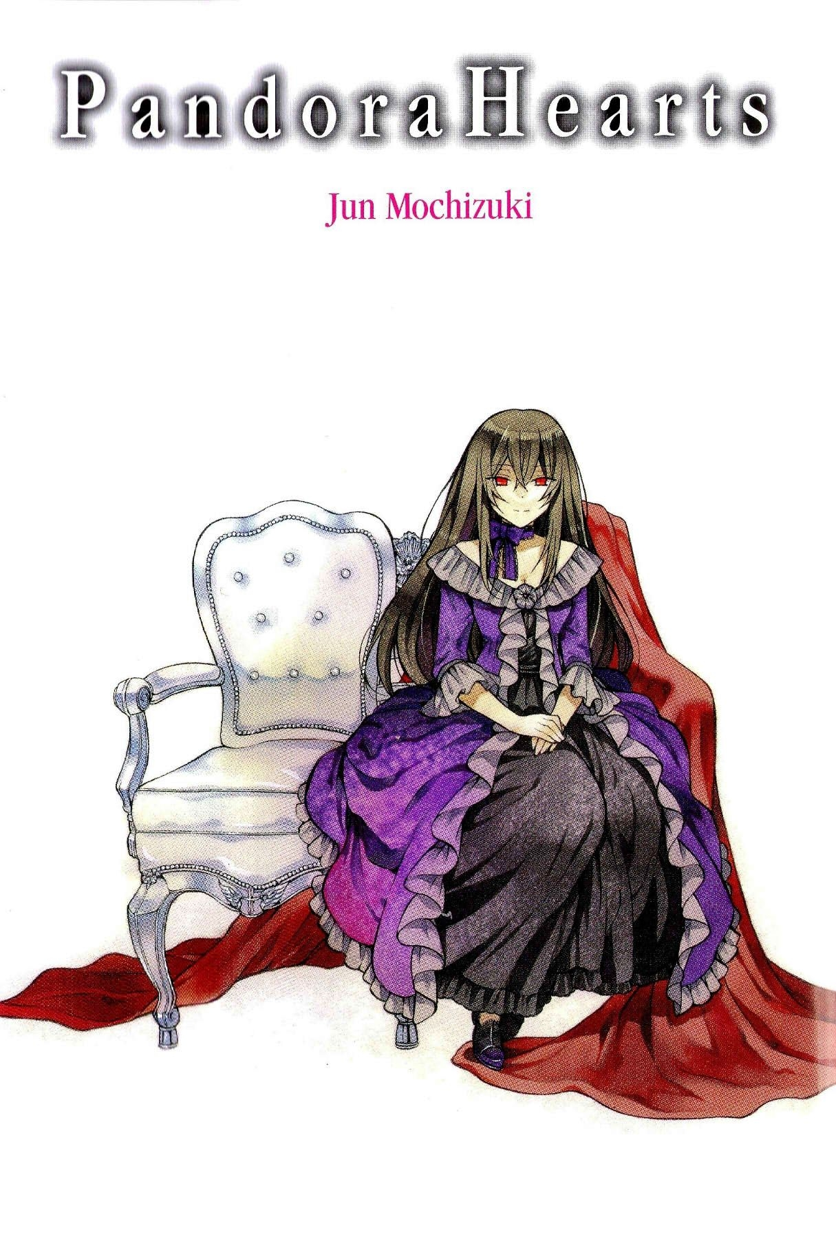 Lacie Baskerville, Pandora Hearts, Red Eyes, Purple Dress