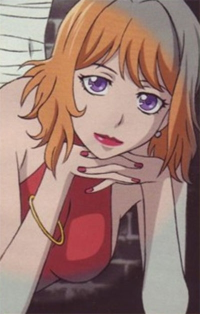 Shinoda Chiaki, Darker than Black, Female, Solo, Orange Hair