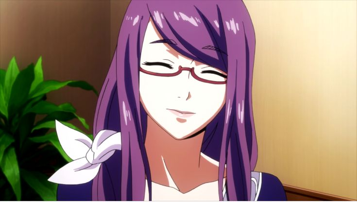 Glasses, Rize Kamishiro