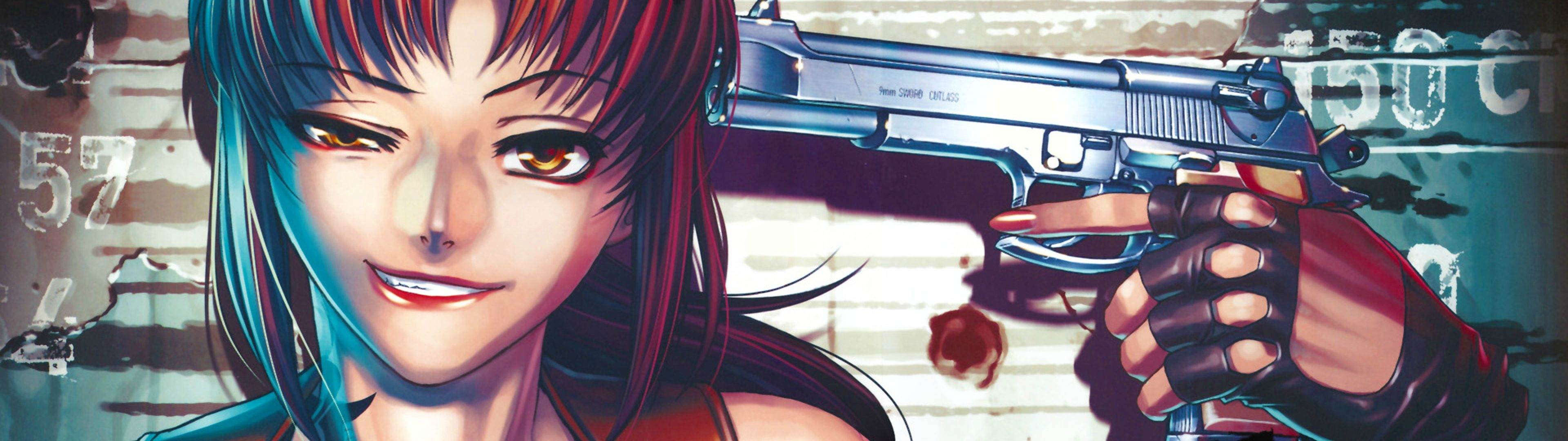 Gun, Red Hair