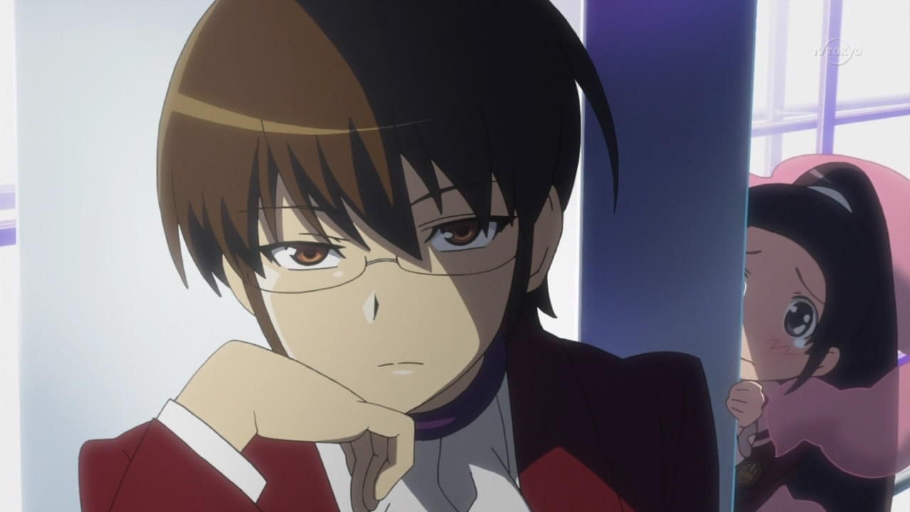 Keima Katsuragi, The World God Only Knows