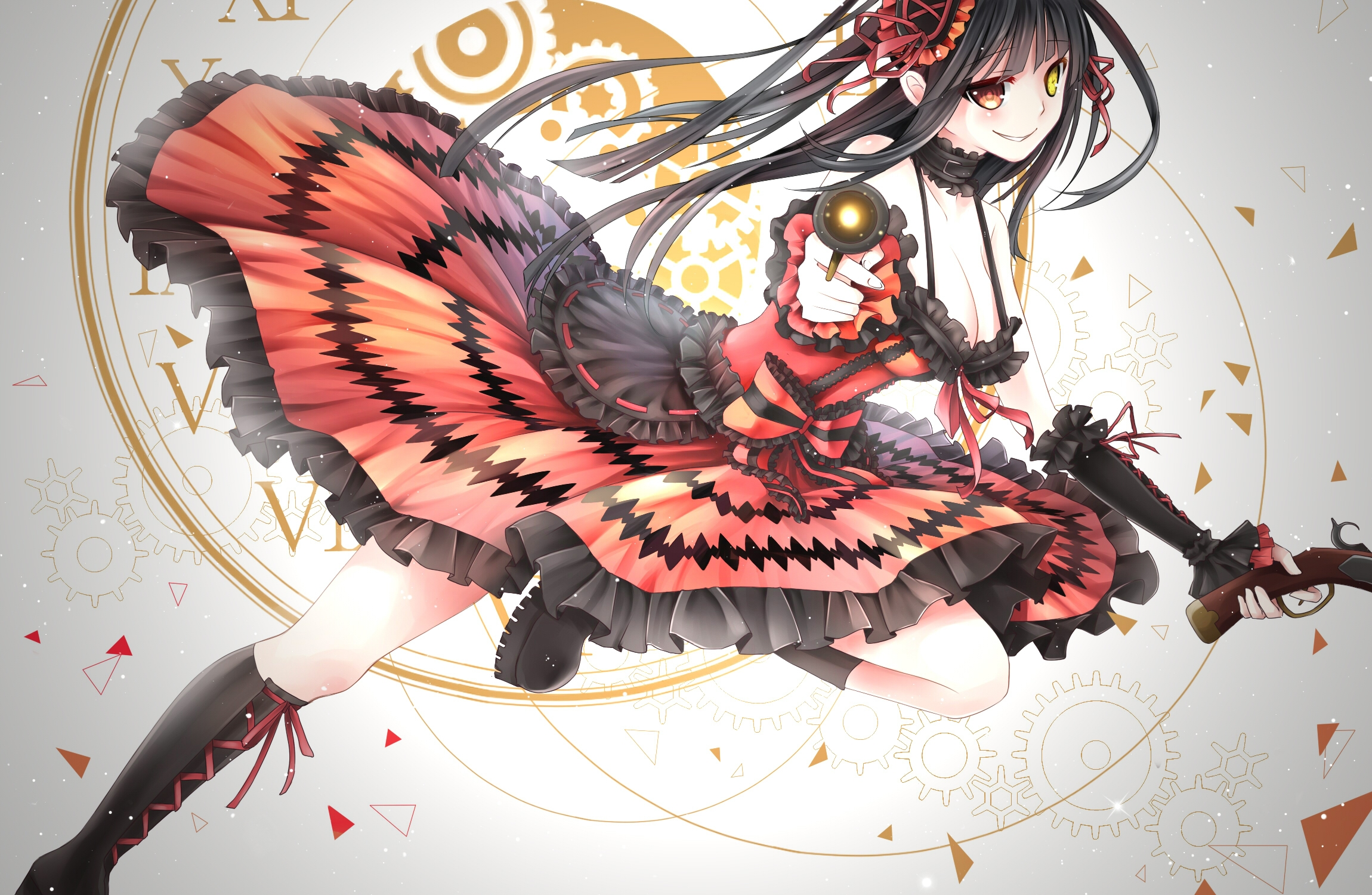 Date A Live Image #18689 - Less-Real