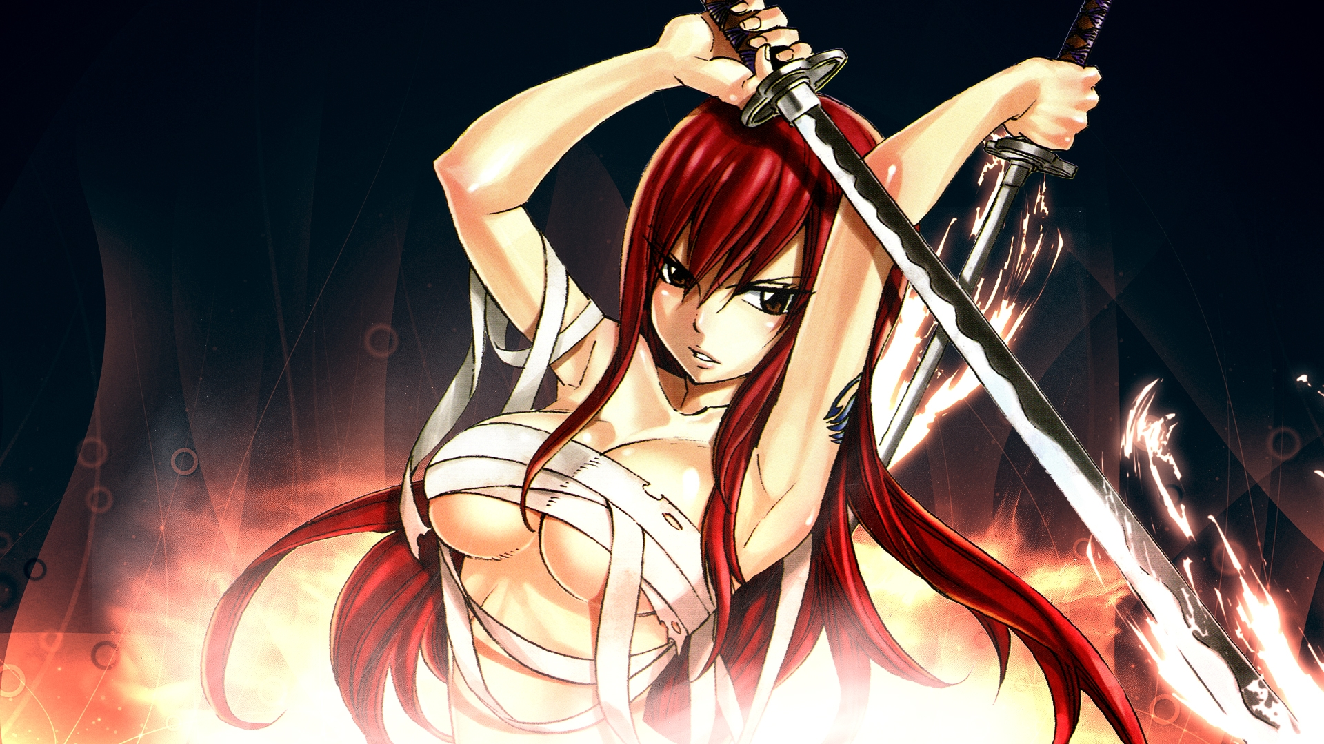 Erza Scarlet, Fairy Tail