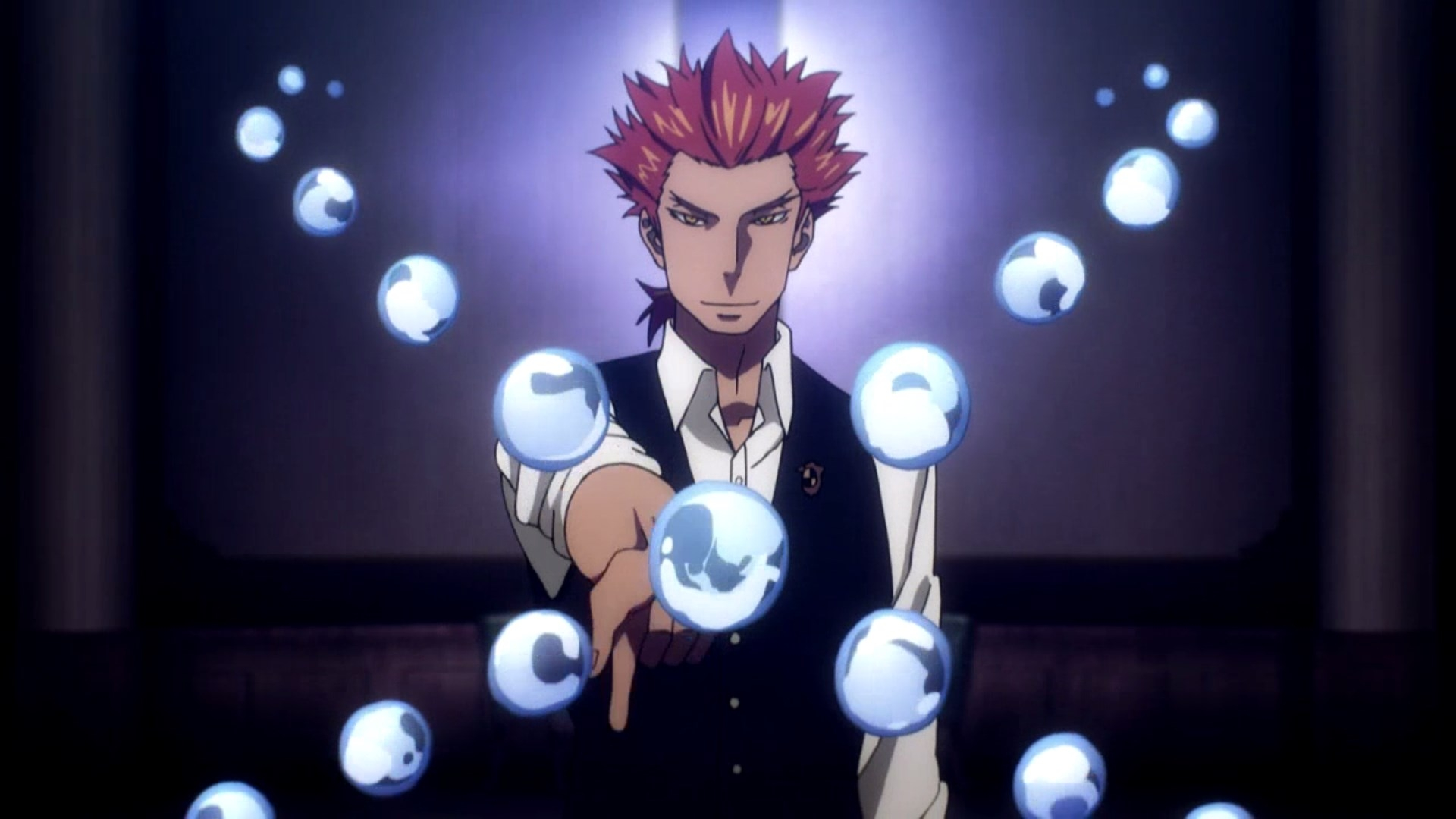 Ginti, Death Parade