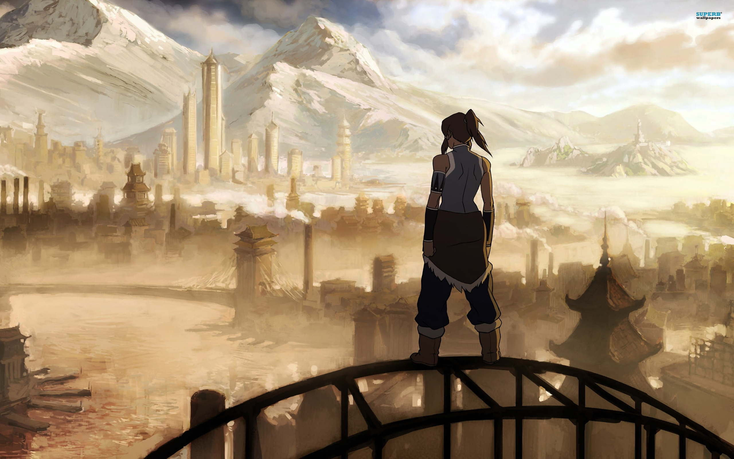 Korra, Avatar: The Legend Of Korra