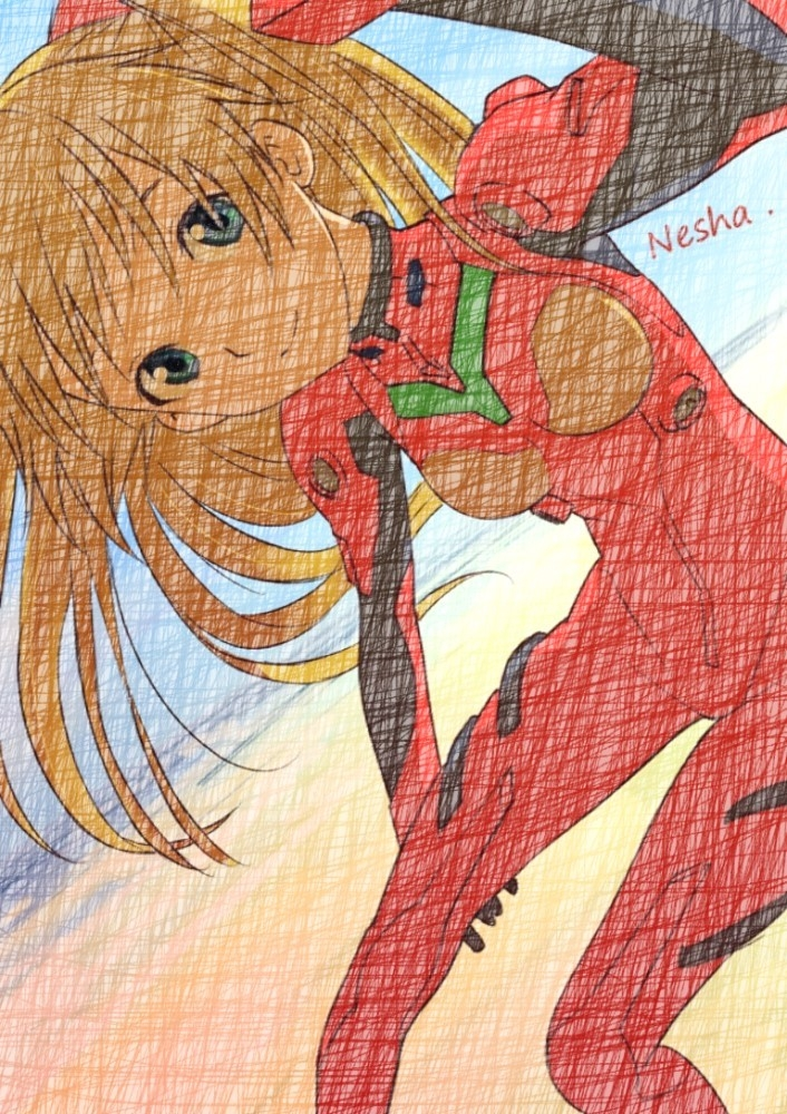 Asuka, Langley, Evangelion: 1.0 You Are (Not) Alone, Evangelion: 2.0 You Can (Not) Advance, Evangelion: 3.0 You Can (Not) Redo, Beach
