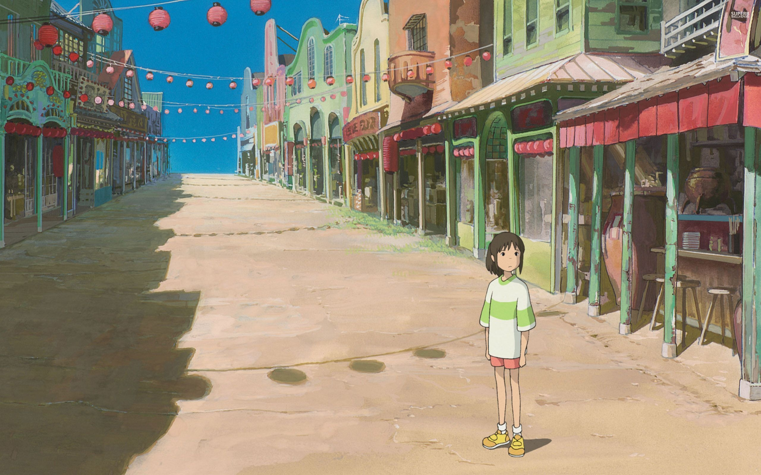 Ghiblies, Spirited Away