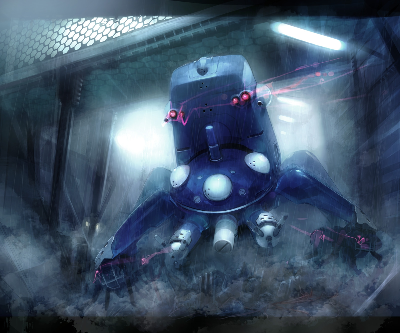 Tachikoma, Ghost in the Shell: Stand Alone Complex: Solid State Society