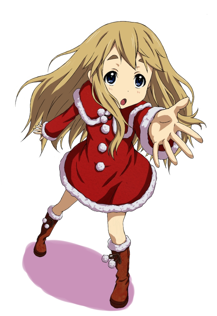 Tsumugi Kotobuki, Christmas, Yellow hair