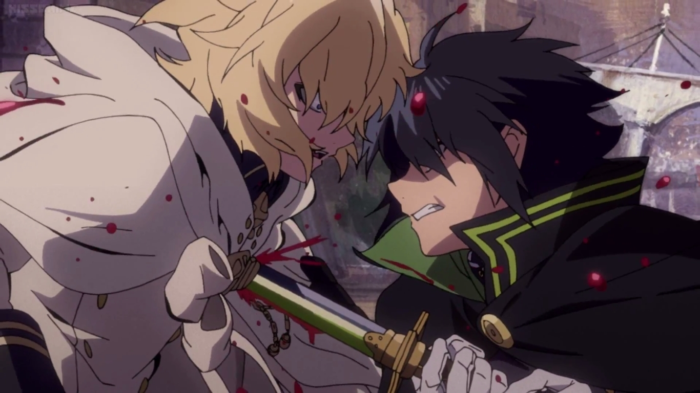 Seraph Of The End Image 22728 Less Real
