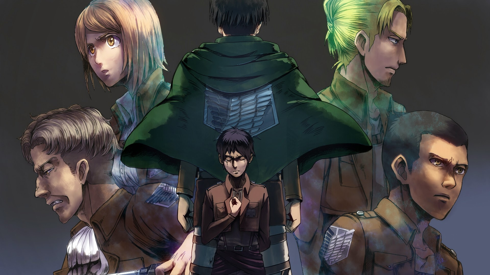 Attack On Titan Image 28748 Less Real
