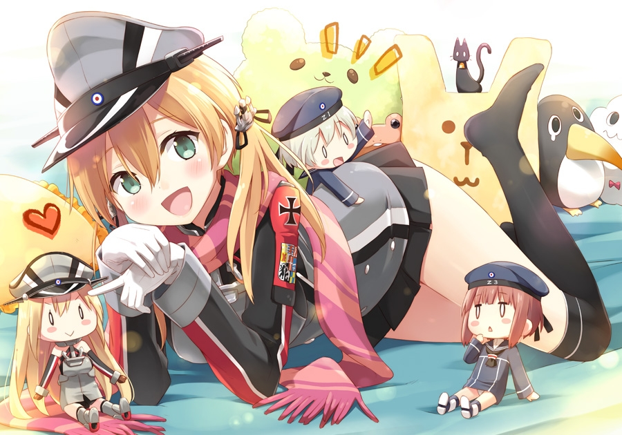 Prinz Eugen, Kantai Collection