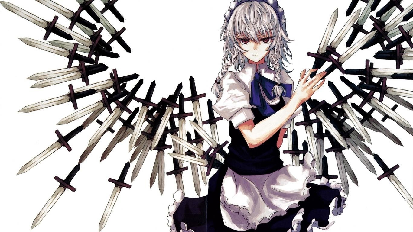 Knives, Misc, Touhou Game