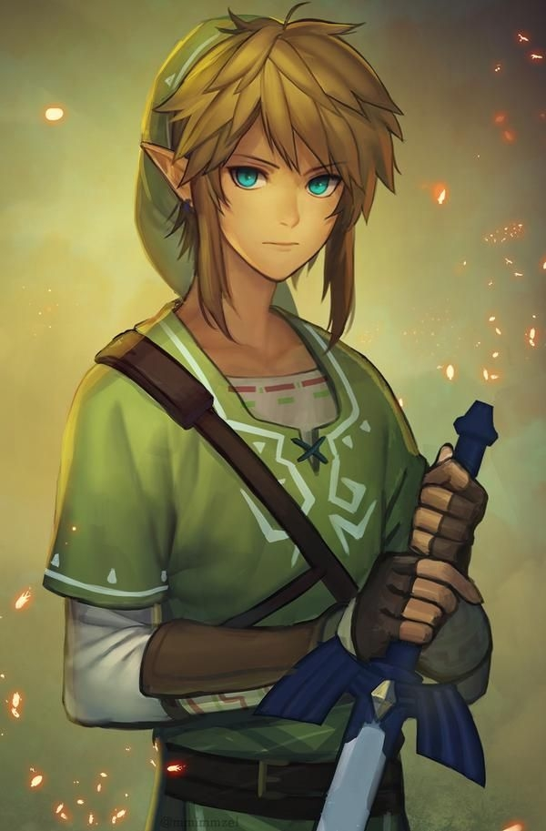 Link, Legend of Zelda, Boy