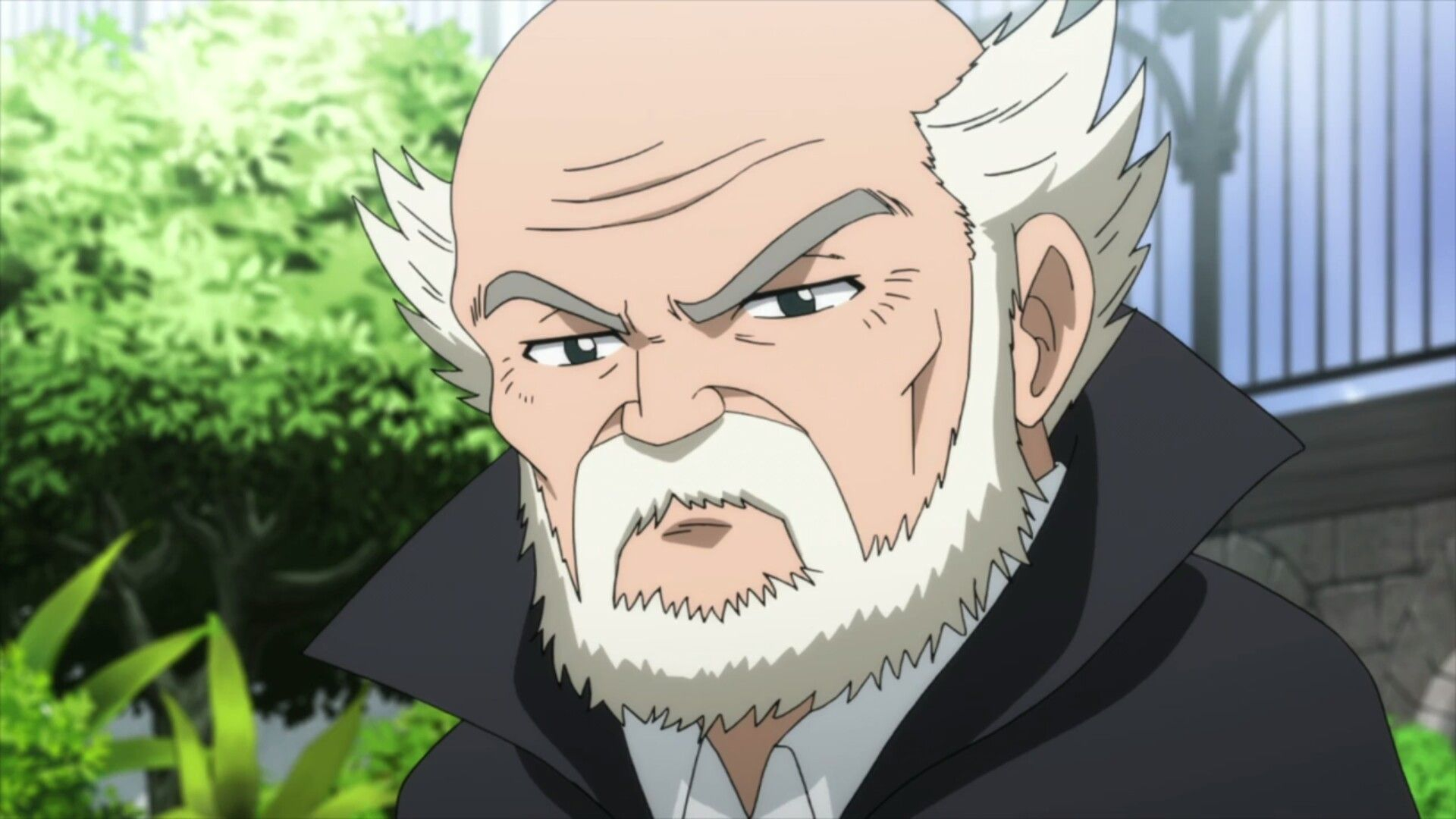 Fairy Tail, Makarov