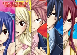 Scan, Fairy Tail, Natsu Dragneel, Gray Fullbuster