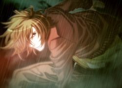 Nitro+CHiRAL, Togainu No Chi, Wallpaper 4:3 Ratio, Male, CG Art, 800x600 Wallpaper, Orange Hair, Solo, Wallpaper
