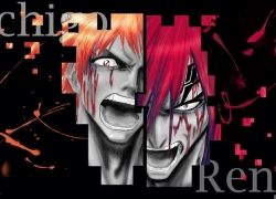 Orange Hair, Red Hair, Abarai Renji, Bleach, Kurosaki Ichigo