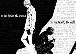 L Lawliet, Light Yagami, Death Note, Kira