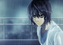 L Lawliet, Light Yagami, Kira, Death Note