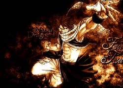 Fairy Tail, Natsu Dragneel