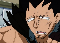 Fairy Tail, Dragon Slayer, Gajeel Redfox