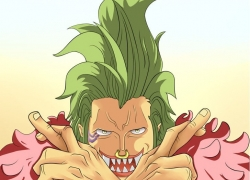 Bartolomeo, One Piece