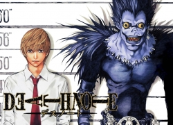 Ryuk, Light Yagami, Kira, Death Note