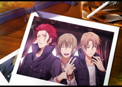 K, K Project, Mikoto Suoh, Red King