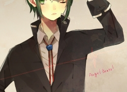 Angel Beats! Quotes - Less-Real