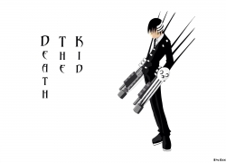 Death the Kid, Soul Eater
