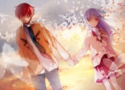 Angel Beats!, Couple