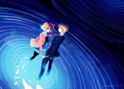 Beyond the Boundary, Cute, Couple, Kyoukai No Kanata
