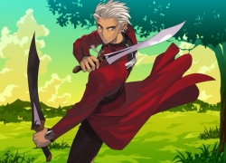 Fate Stay Night - Unlimited Blade Works, Archer