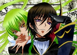 Code Geass: Lelouch of the Rebellion, C.C., Lelouch Lamperouge