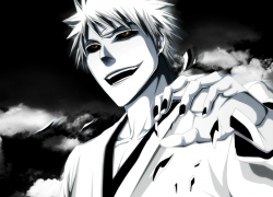Hollow Ichigo, Bleach