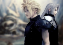 Cloud Strife, Sephiroth, Final Fantasy VII: Advent Children, Final Fantasy VII