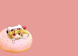 Touhou, Donut, Sweets