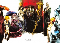 Overlord, Ainz Ooal Gown