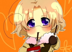 Hetalia - Axis Powers, Canada, Pocky