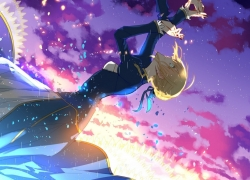 Saber, Fate/stay night