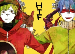 Happy Tree Friends, Crossover, Vocaloid