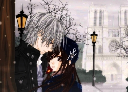 Anime, Winter, Love
