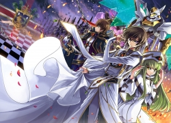 Code Geass: Lelouch of the Rebellion, C.C.