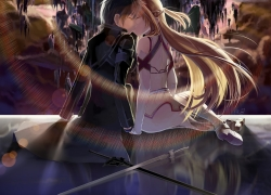 Sword Art Online, Couple