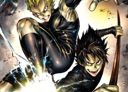One Punch Man, Lightning Max, Stinger