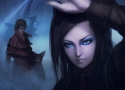 Ergo Proxy, Re-L Mayer, Vincent Law
