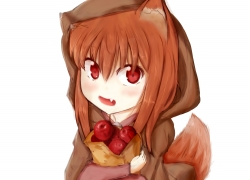 Cute, Spice and Wolf
