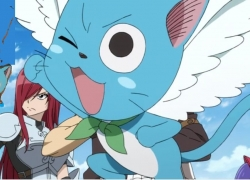 Fairy Tail, Happy