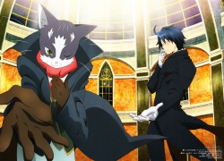 Log Horizon, Shiroe, Nyanta